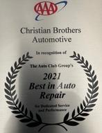 2021 best in auto repair